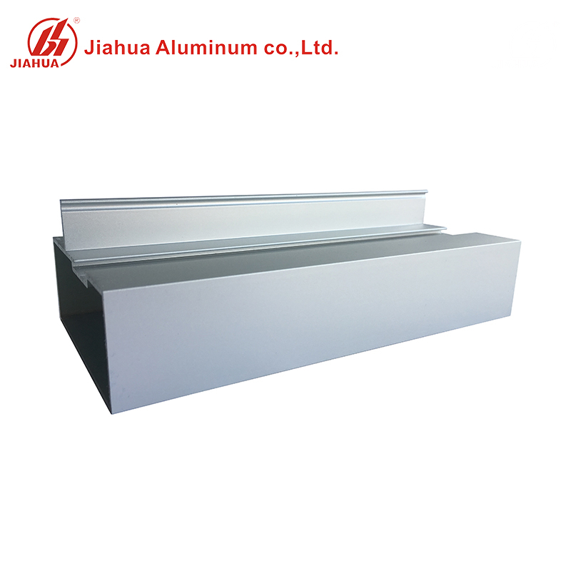 Jia Hua Anodized Profiles Aluminium Extrusion Price Per Kg for Door And Window