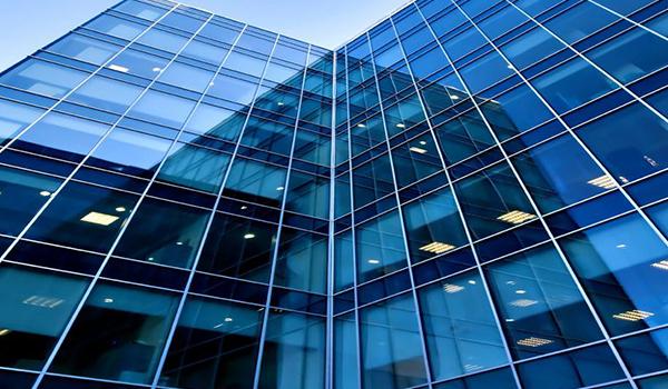 Composant Profilés de murs-rideaux pour immeubles de grande hauteur